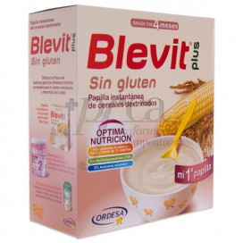 BLEVIT PLUS (GLUTEN FREE) 600 G