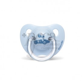 SUAVINEX PACIFIER WITH LATEX TEAT