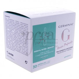 GERMINAL ACCION PROFUNDA ANTIAGING TREATMENT NORMAL UND FETTIGE HAUT