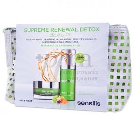 SENSILIS TOILET BAG SUPREME RENWAL DETOX PROMO