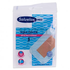 SALVELOX MED AQUA COVER 5 WATERPROOF PFLASTER
