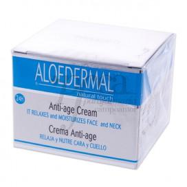 ALOEDERMAL ANTI-AGE CREME 50 ML ESI
