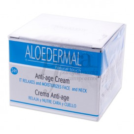 ALOEDERMAL CREMA ANTIEDAD 50ML