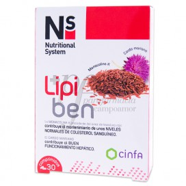 NS LIPIBEN 30 COMPS