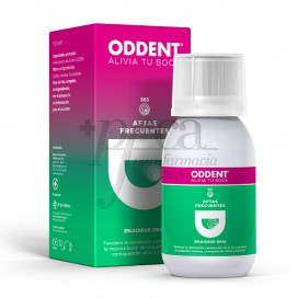 ODDENT ENJUAGUE ORAL AFTAS FRECUENTES 150 ML