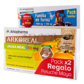 ARKOREAL FAMILY PACK GELÉE ROYALE + GESCHENK PROMO