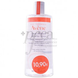 AVENE MICELLAR LOTION 500ML PROMO