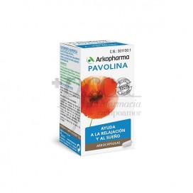 PAVOLINA ARKOCAPSULAS 48 CÁPSULAS