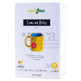 HERBODIET CONSTIPATION RELIEF 20 TEA BAGS