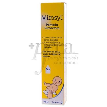MITOSYL FETTHALTIGE SALBE 145 G