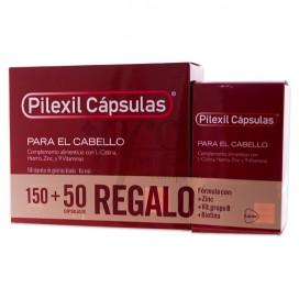 PILEXIL CAPSULES 150+50 CAPSULES GIFT PROMO