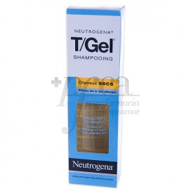T-GEL CHAMPU CABELLO NORMAL/ SECO 2X250ML PROMO