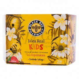 BLACK BEE PHARMACY JALEA KIDS 20 AMPOLAS 10 ML