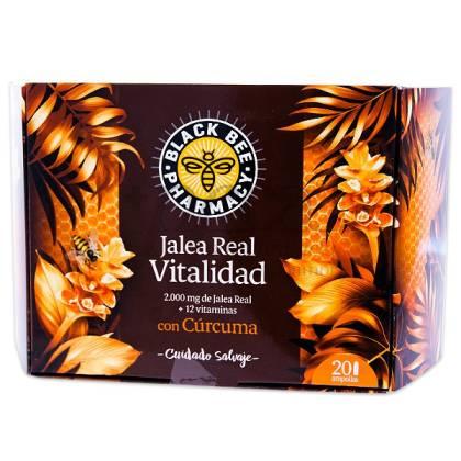 JALEA REAL VITALIDAD 20 VIALES 10ML