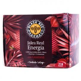 BLACK BEE PHARMACY JALEA ENERGIA 20 VIALES 10 ML