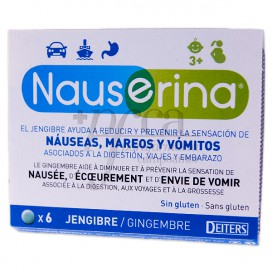 NAUSERINA 6 COMPS