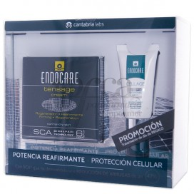ENDOCARE TENSAGE CREME + CELLAGE SPF30 PROMO
