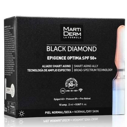 MARTIDERM EPIGENCE OPTIMA SPF 50+ 10 AMPOLLAS