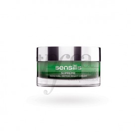 SENSILIS SUPREME RENEWAL DETOX NIGHT 50 ML