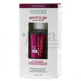 ESSIE GOOD TO GO TOP COAT FAST DRY 13.5 ML