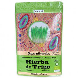 DRASANVI HIERBA DE TRIGO 125G
