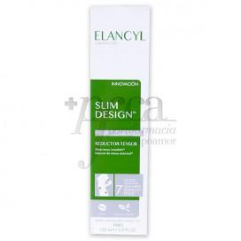 ELANCYL SLIM DESIGN VIENTRE / ZONAS REBELDES RED 150 ML