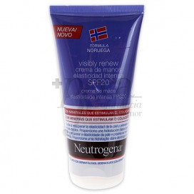 NEUTROGENA HAND CREAM INTENSE ELASTICITY SPF20 75 ML