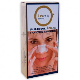 IOOX PULCRAL NOSE PORES 6 STRIPS+6 TOWELETTES