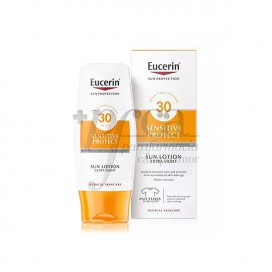 EUCERIN EXTRA LIGHT SUN LOTION SPF30 150ML