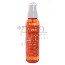 AVENE ACEITE SOLAR ALTA PROTECCION SPF 30 200 ML