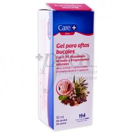 CARE+ GEL PARA AFTAS BUCAIS 10 ML