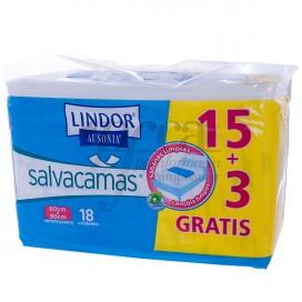 SALVACAMAS LINDOR 60 X 90 CM 15+3 UDS PROMO