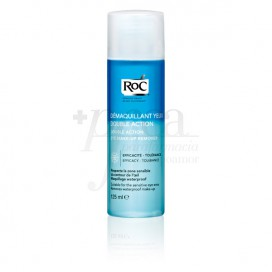 ROC DOUBLE ACTION EYE MAKE-UP REMOVER LOTION 125ML