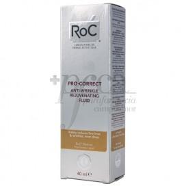 ROC PRO-CORRECT ANTI-AGING FLUID REJUVENATING 40ML