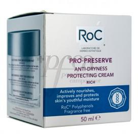 ROC PRO-PRESERVE CREMA PROTEC ANTISEQ RICH 50 M