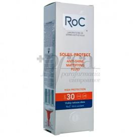 ROC SOLEIL PROTECT FLUIDO MATIFICANTE ANTIBRILLO 50 ML