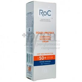 ROC SOLEIL PROTECT 50 CREME NUTRITIVA 50ML