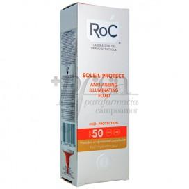 ROC SOLEIL PROTECT 50 FLUIDO ILUMINADOR 50ML