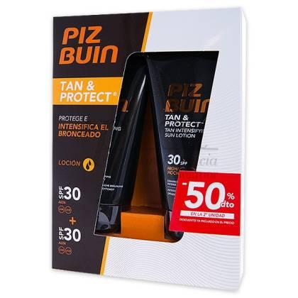 PIZ BUIN TAN PROTECT SPF30 LOTION 2X 150ML PROMO