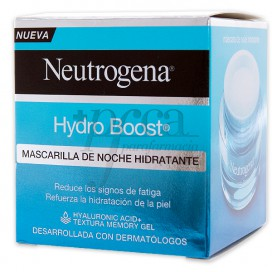 HYDRO BOOST MASCARILLA NOCHE HIDRATANTE 50 ML