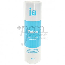 INTERAPOTHEK TALCUM POWDER 200 G