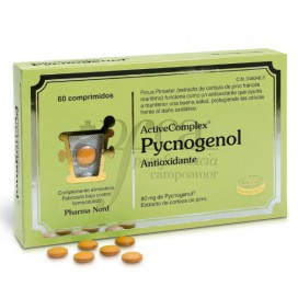 ACTIVECOMPLEX PYCNOGENOL 60 COMPS
