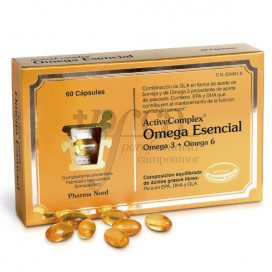 ACTIVECOMPLEX OMEGA ESENCIAL (3+6) 60 CAPS