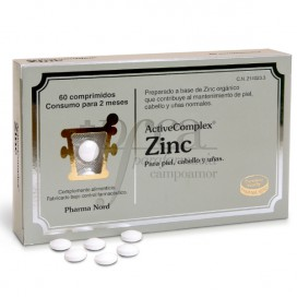 ACTIVECOMPLEX ZINC 60 COMPS