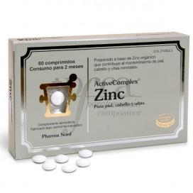 ACTIVECOMPLEX ZINCO 60 COMPRIMIDOS