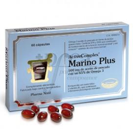 ACTIVECOMPLEX MARINE PLUS 60 CAPSULES
