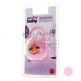 ACOFAR BABY PORTA-CHUPETAS +0M