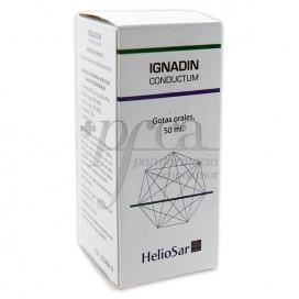 IGNADIN CONDUCTUM SOLUCION ORAL 50 ML