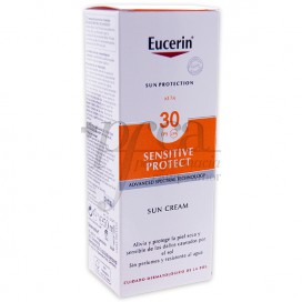 EUCERIN SUN PROTECTION SPF30 SUN CREAM SENSITIVE