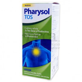 PHARYSOL TOSSE 170 ML